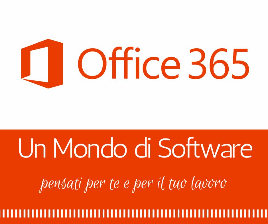 Office 365 Landing Page Esempio - Diego Fabi Portofolio